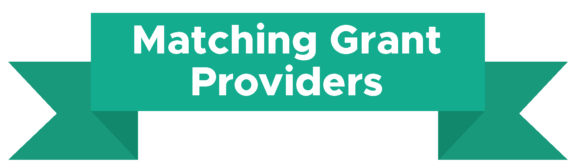 Matching Grant Providers